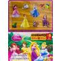 Disney Princesas Cuento Busca Y Encaja 8 Piezas De Madera Dn