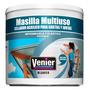 Venier Sellador Masilla Acrílica 6kg Muros-techos