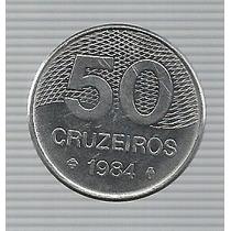 Brasil 50 Cruzeiros 1984
