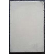 Baldoson Vereda Baldosa Cemento Liso 60x40