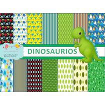 Kit Fondos Mas Imagenes Dinosaurios!!