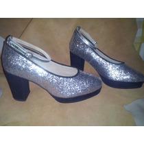 Zapatos De Fiesta Talles Especiales