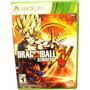 Dragon Ball Xenoverse Xv X- Box 360 - Minijuegosnet