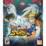 Naruto Ultimate Ninja Storm 4 Deluxe Edition Juego Pc Steam