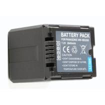 Bateria Litio-ion Vw-vbg260 P/ Hdc-hs20 Mdh1 Hs200 Hs250