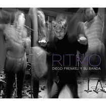 Diego Frenkel - Ritmo (cd 2015)