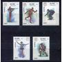 Bielorusia 1994 Juegos Olímpicos Invierno Serie Compl Mint