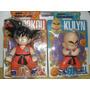 Gokou Y Klilyn Excelentes! Dragonball Anime Figura Banpresto