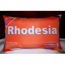 Almohadones Sublimados Rhodesia (doble Faz)
