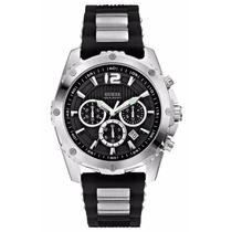 Reloj Guess W0167g1 Cronógrafo Wr 30m + Envió Gratis