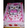Torta Artesanal Kitty/mesa Dulce/cumpleaños