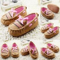 Zapatos-zapatitos Mocasines De Bebe Nena Importadas