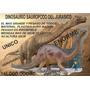 Dinosaurio Sauropodo Macizo Gigante Jurasico Hervivoro Largo