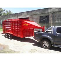 Trailer Caballos 4 X 2 La Guapa