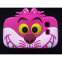 Funda Silicona 3d Gato Alicia Cheshire Cat Samsung Pocket
