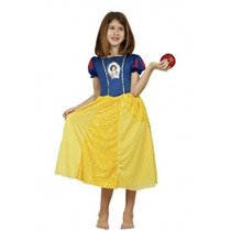 Disfraz Disney Blancanieves Talle 0