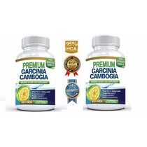 Promo 60 Dias Pure Garcinia Cambogia 3000 Mg 95 % Hca, Usa