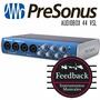 Presonus Audiobox 44 Vsl - - Placa De Sonido Usb Graba 4 Xlr