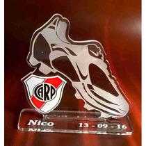 Souvenirs Cumple 18 Acrilico Trofeo 40 50 Años Color River