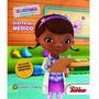 Libro Visita Al Médico Doctora Juguetes Disney Junior