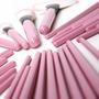 Set De Brochas Maquillaje Profesional 32 Pinceles + Estuche