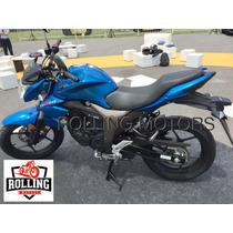 Suzuki Gixxer 150cc-plan Ahora 12 !!!