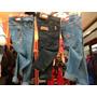 Pantalon Jean Niños Elastizado Chupin Localizado Recortes