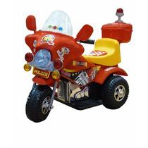 Moto A Bateria Para Niños Luces Y Sonidos Sweet Babies