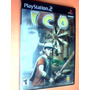 Ico (634) Ps2 - Completo Con Caja Y Manual