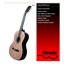 Guitarra Gracia M2