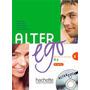 Libro Del Alumno (livre De L´élève) Alter Ego 2 + Cd Francés