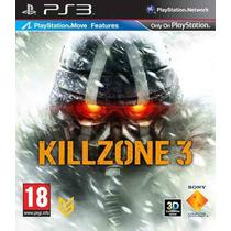 Juego Consola Ps3 Killzone 3 Español