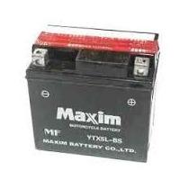 Bateria Ytx5l-bs Cg 150 Maxim Con Acido
