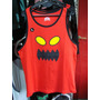 Musculosa Skate Toy Machine (color Rojo) - Talle L