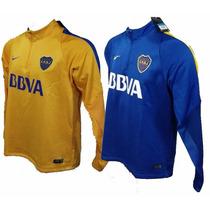 Buzo Entrenamiento Boca Jrs 2 Colores Exclusivo Oferta!