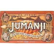 Jumanji - El Juego Toyco Original