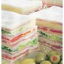 48 Sandwiches De Miga Surtidos