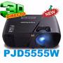 Proyector Viewsonic Pjd5555w 3300 Lumens 3d Bluray1080p Wxga