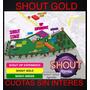 Entradas Shout Festival Gold +5 Años Mercadolider 100%seguro
