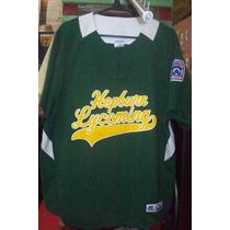 Camiseta De Baseball Little League Marca Russel