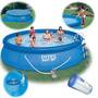 Pileta Easy Set Intex 457 X 0,91 Con Bomba Filtrante