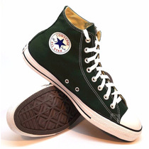 Botitas Converse Modelo Chuck Taylor All Star Color Pine