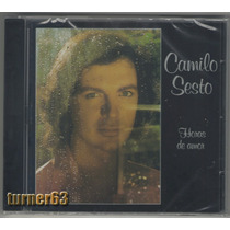 Cd *** Camilo Sesto *** Horas De Amor *** Orig Español Nuevo