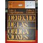 Derecho Obligaciones Tomo 1 Trigo Represas Cazeaux 1975