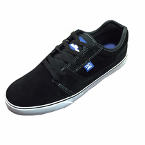 Zapatillas Dc Tonik Se Black - Originales! Envios Gratis