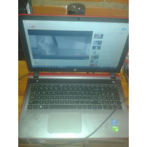 Notebook Hp Pavilion Touch I7 8gb 1tb Byo