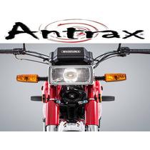 Suzuki Ax100 $20.100 Entrega Ya Antrax Avellaneda