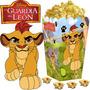 Kit Imprimible La Guardia Del Leon Cotillon Y Candy Bar 2x1