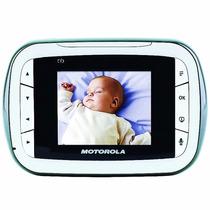 Baby Call Bebe Monitor Lcd A Color Y Camara Control Remoto