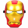 Mascara Iron Man Luz Led